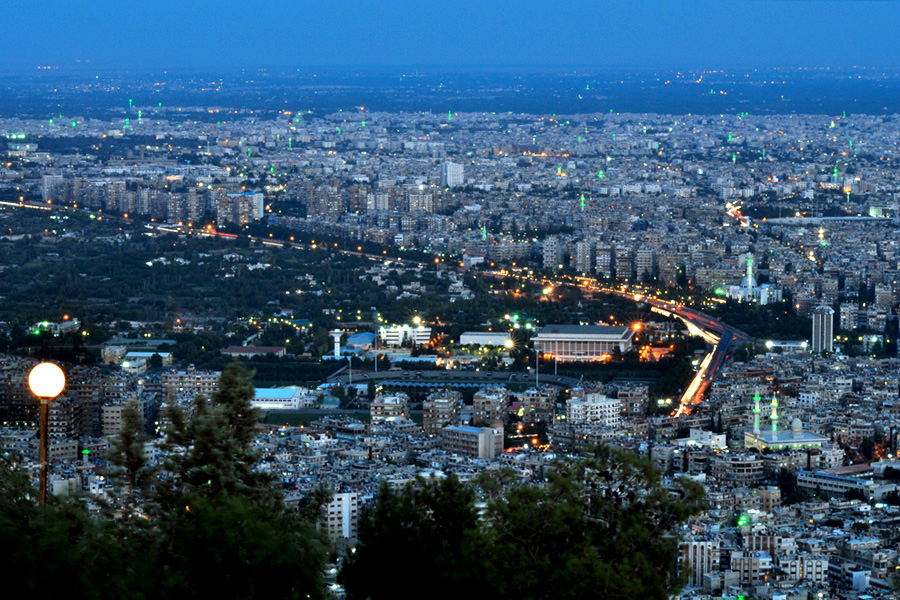 Damascus-Syria