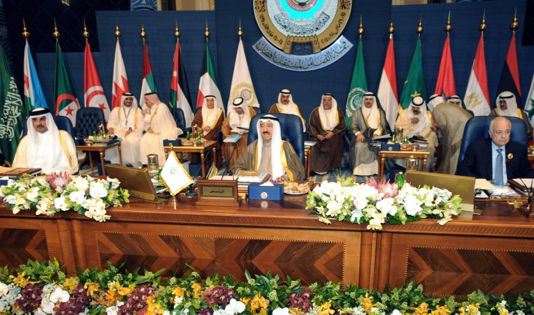 KUWAIT-ARAB-SUMMIT