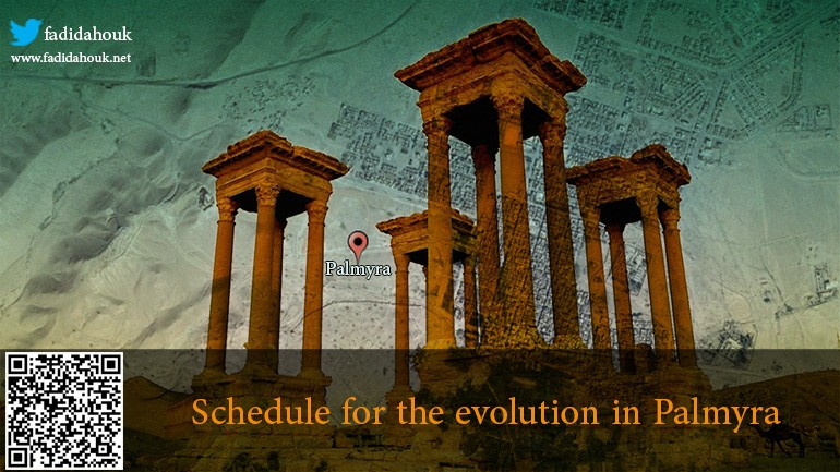 Schedule for the evolution in Palmyra EN