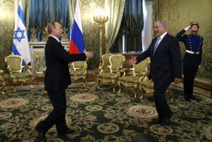 ماذا يحصل بين روسيا وإسرائيل في سوريا؟